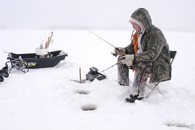 Top 5 ice fishing spots in north dakota for North dakota fishing