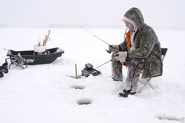 top 5 ice fishing spots in north dakota