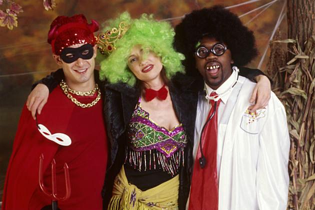 friends in halloween costumes - Halloween Friends Costumes