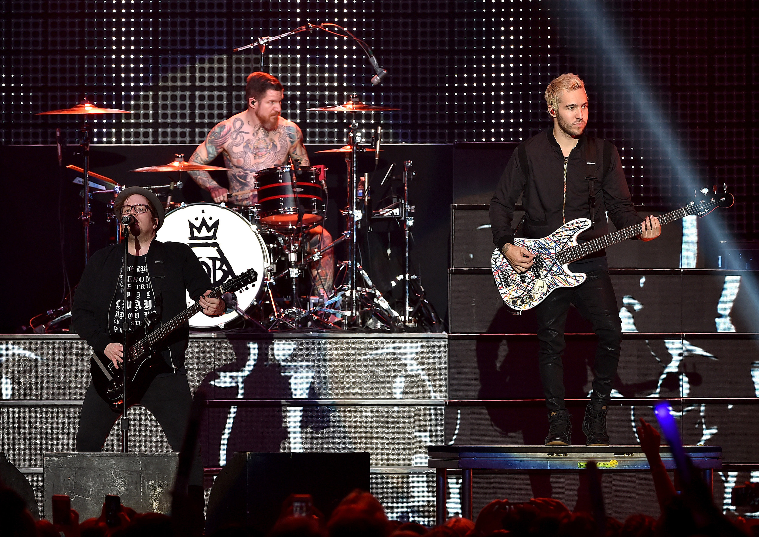 7 Songs You're Going to Hear When Fall Out Boy Plays The Fair