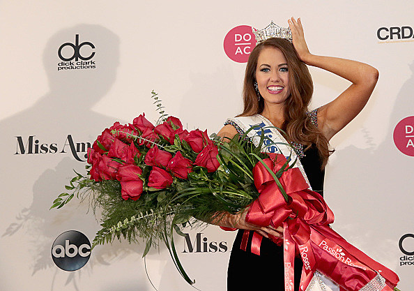 2018 Miss America Competition - Press Conference