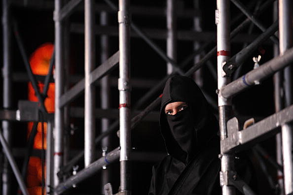 "Premiere Of Warner Bros. ""Ninja Assassin"" - Arrivals"